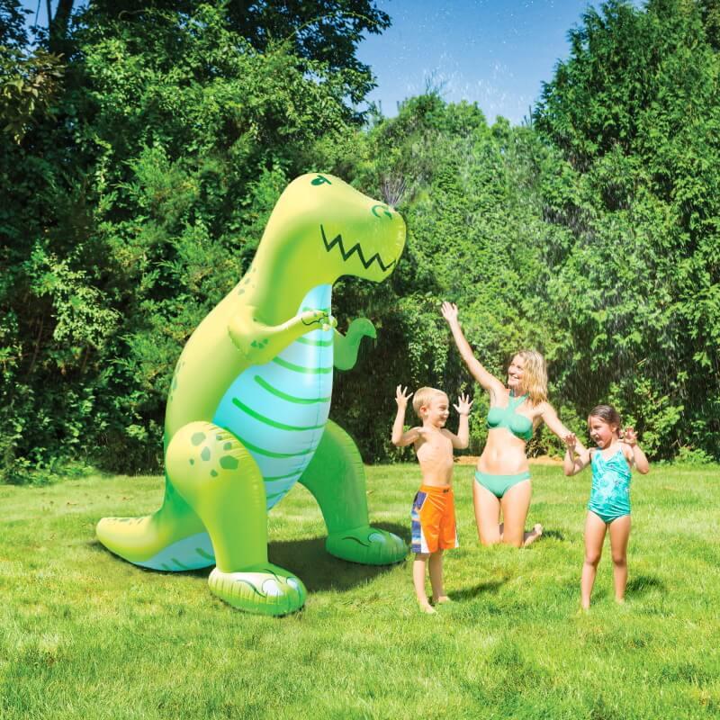Dinosaur Garden Sprinkler