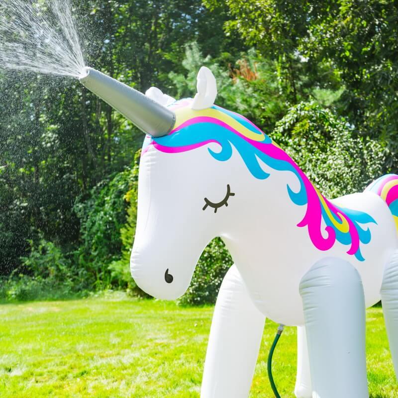Unicorn Garden Sprinkler