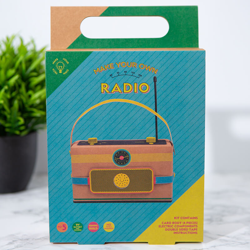 Make Your Own Radio