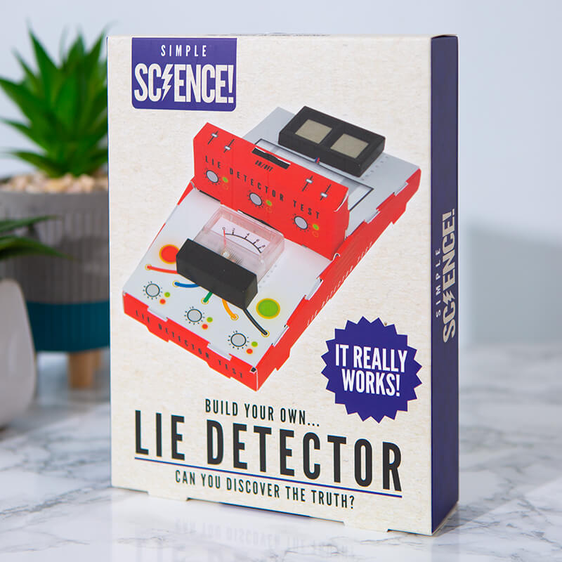 Make Your Own Lie Detector
