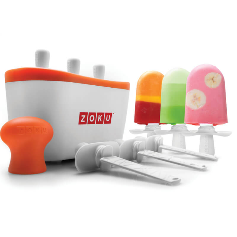 Image of Zoku Instant Ice Lolly Maker