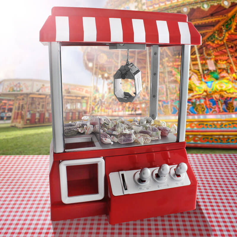 Image of Fairground Candy Grabber