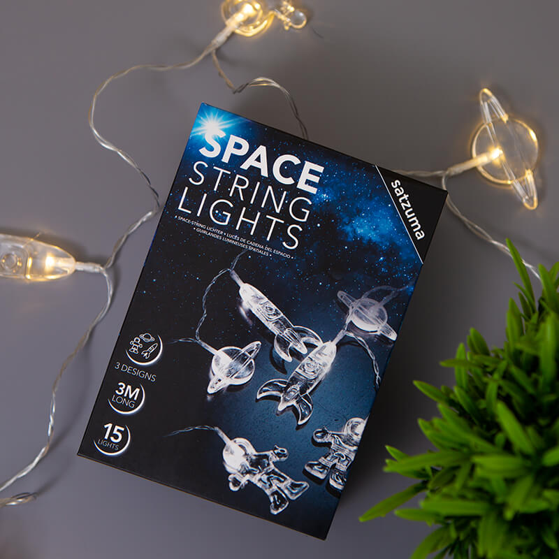 Space String Lights