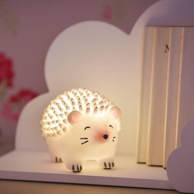 Over The Moon LED Hedgehog Nightlight