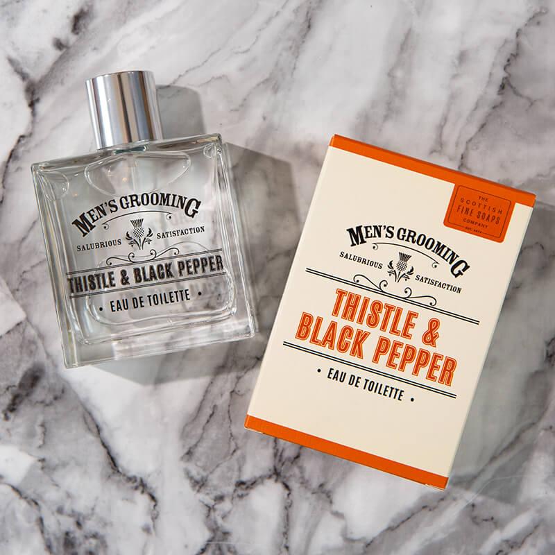 Thistle & Black Pepper Eau De Toilette