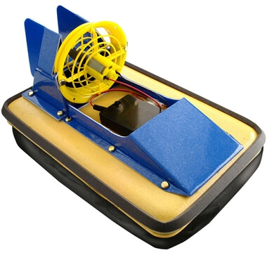 Build Your Own Hovercraft