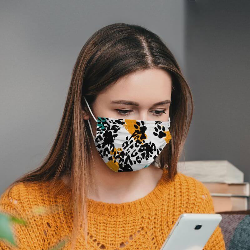 Face Mask - Animal Prints
