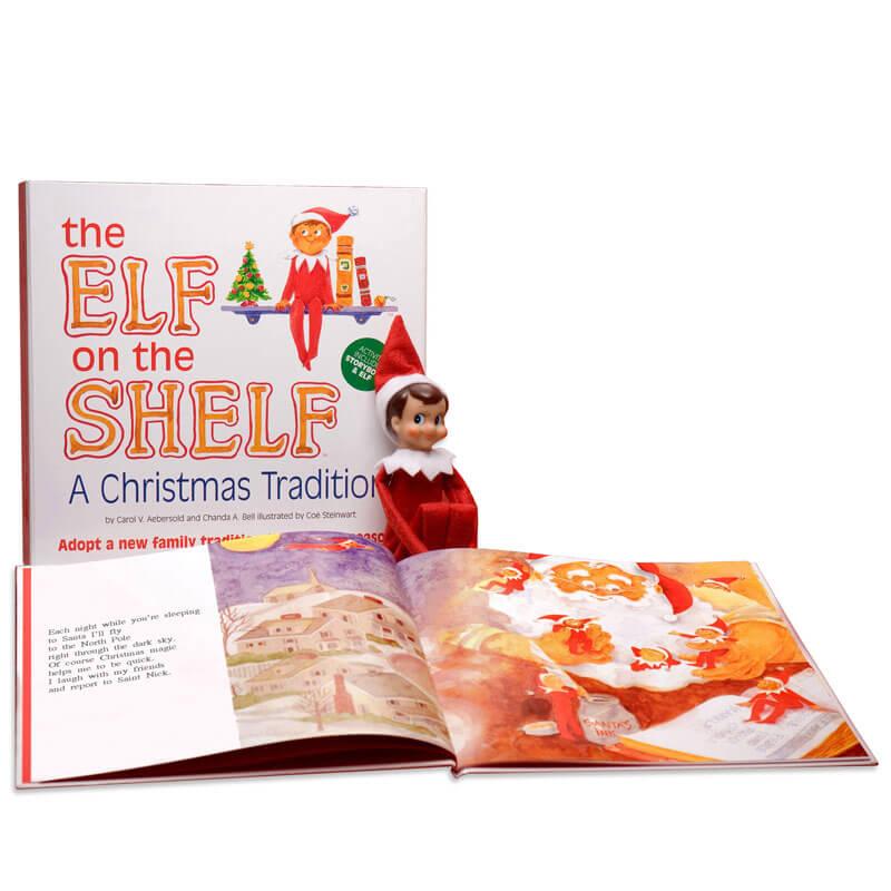Image of Elf on the Shelf