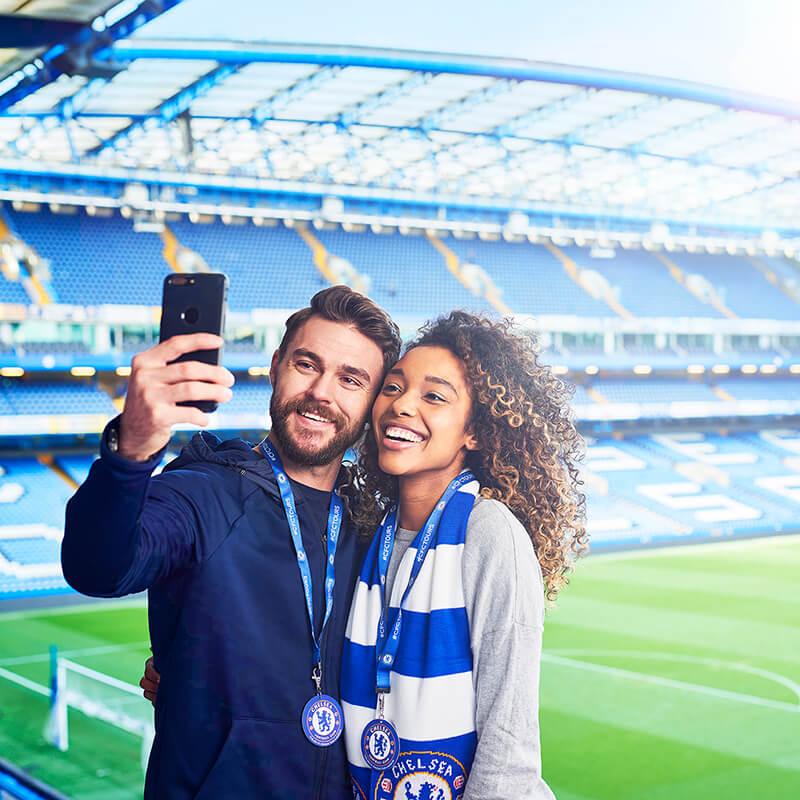 Chelsea FC Stamford Bridge Family Stadium Tour