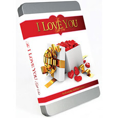 Image of I Love You Gift Box
