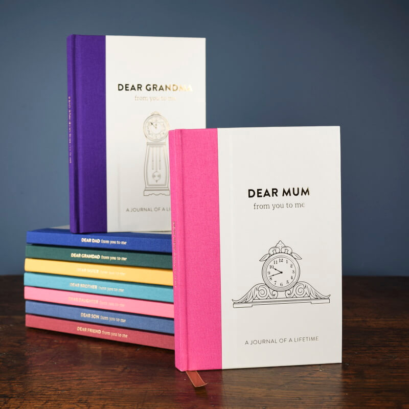 Dear Mum - From You To Me Book - Timeless Edition