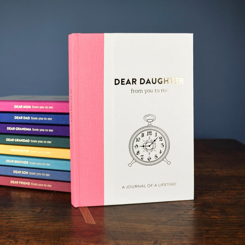 Dear Daughter - From You To Me Book - Timeless Edition