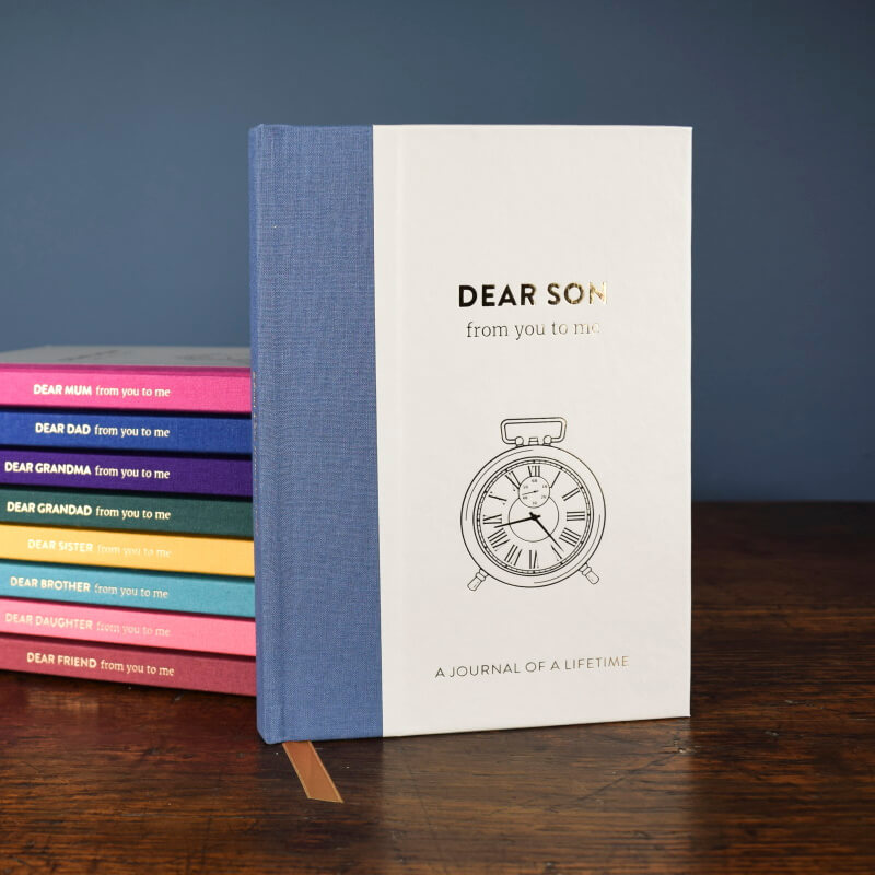 Dear Son - From You To Me Book - Timeless Edition