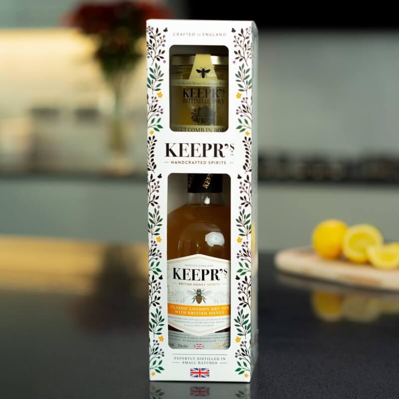 Personalised Keepr's Honey Lovers Gift Pack