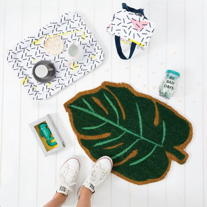 Doormat - Leaf