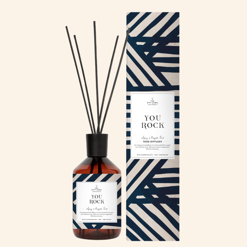 You Rock Reed Diffuser