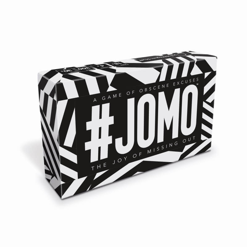 # JOMO - A Game Of Obscene Excuses
