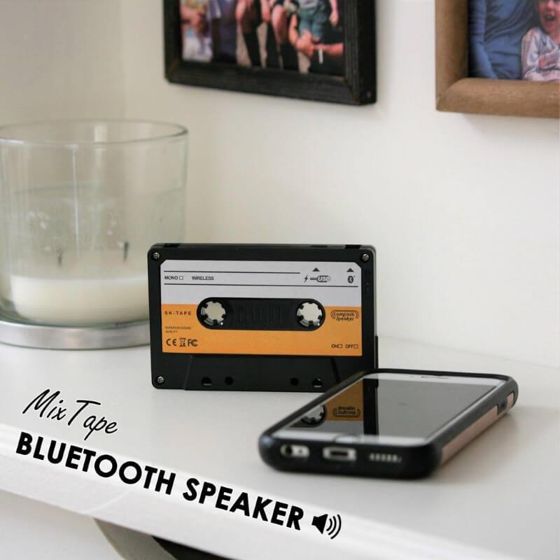 Mix Tape Style Bluetooth Speaker