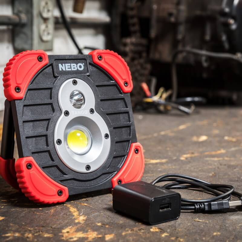Tango - 750 Lumen Worklight And Powerbank