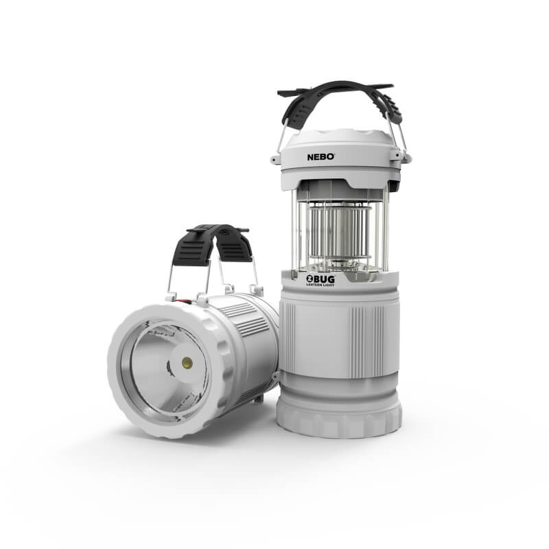Z-BUG - Lantern, Spot Light And Bug Zapping Electric Grid
