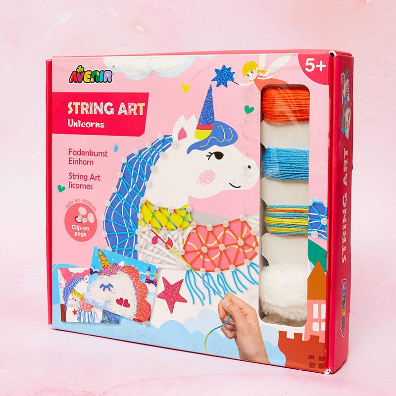 Unicorn String Art Kit