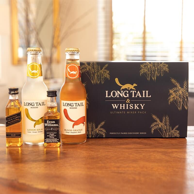 Perfectly Paired Whisky Discovery Set