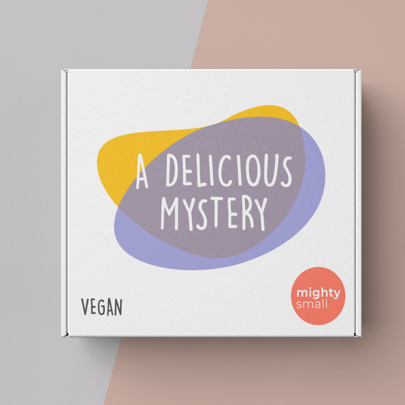 Vegan Discovery - Mighty Small Foodies Box