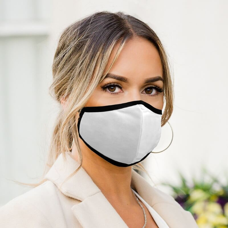 Comfort Fit Face Mask - Single