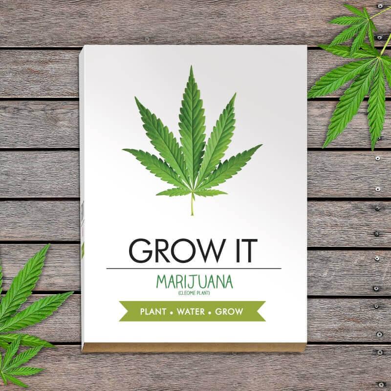 Grow It - Marijuana