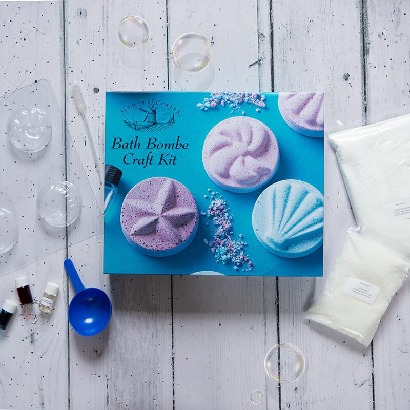 Bath Bombe Craft Kit