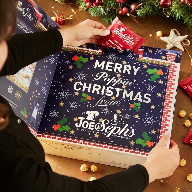 Popcorn Advent Calendar