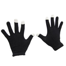 Smart Glove  Touch Glove for iPhone  Black