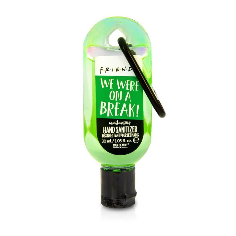 Warner Friends Clip And Clean Hand Sanitizer - ON A BREAK