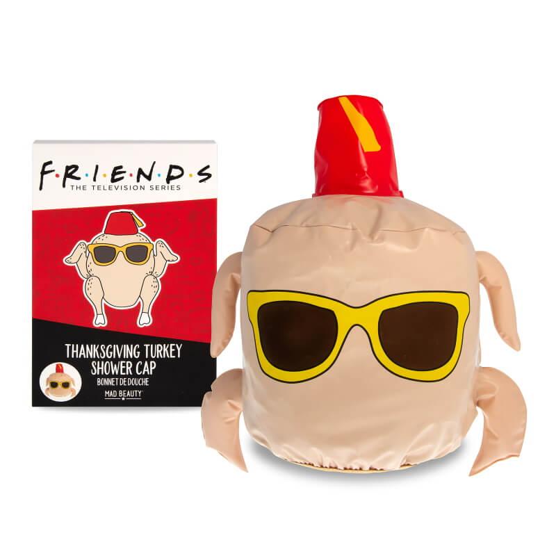 Warner Friends Turkey Shower Cap