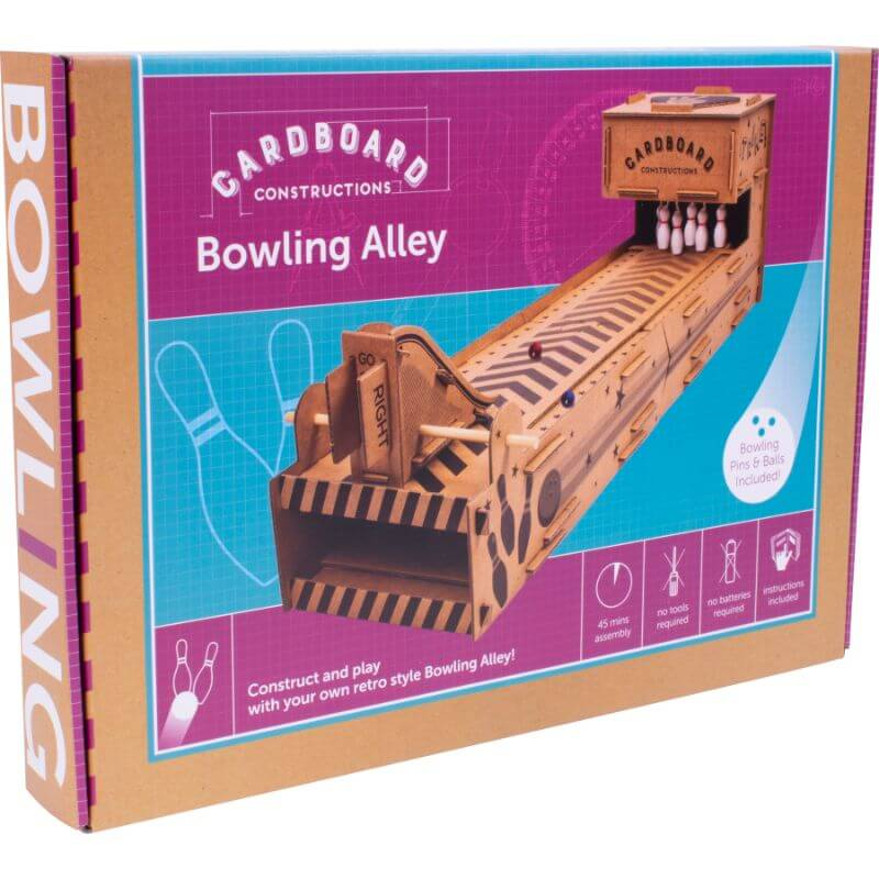Build Your Own Bowling Alley