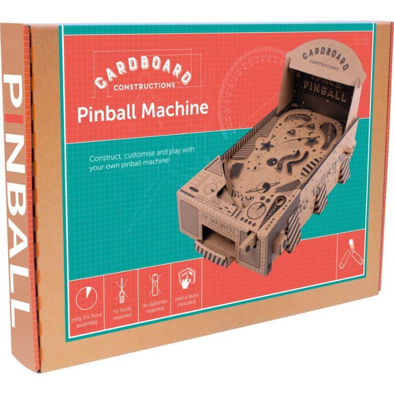 Build Your Own Pinball Machine