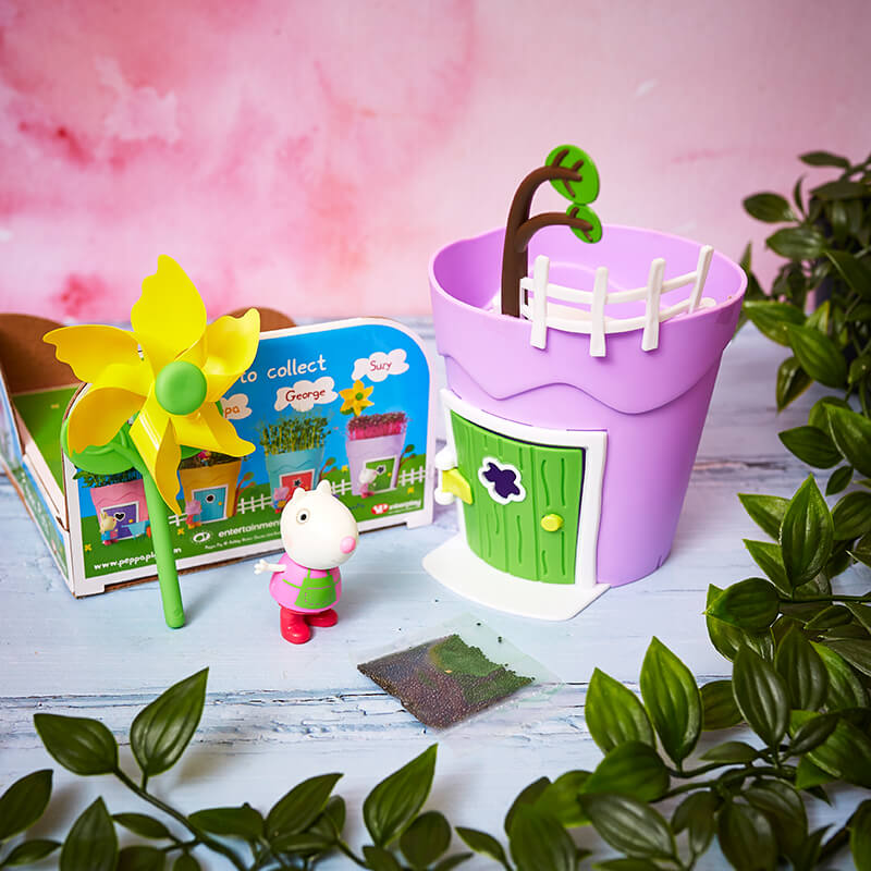 Peppa Pig Growing Pots - Suzy Sheep