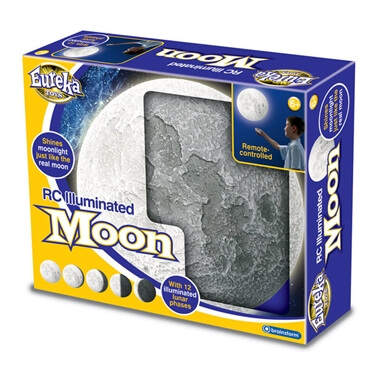 Remote Controlled Illuminated Moon