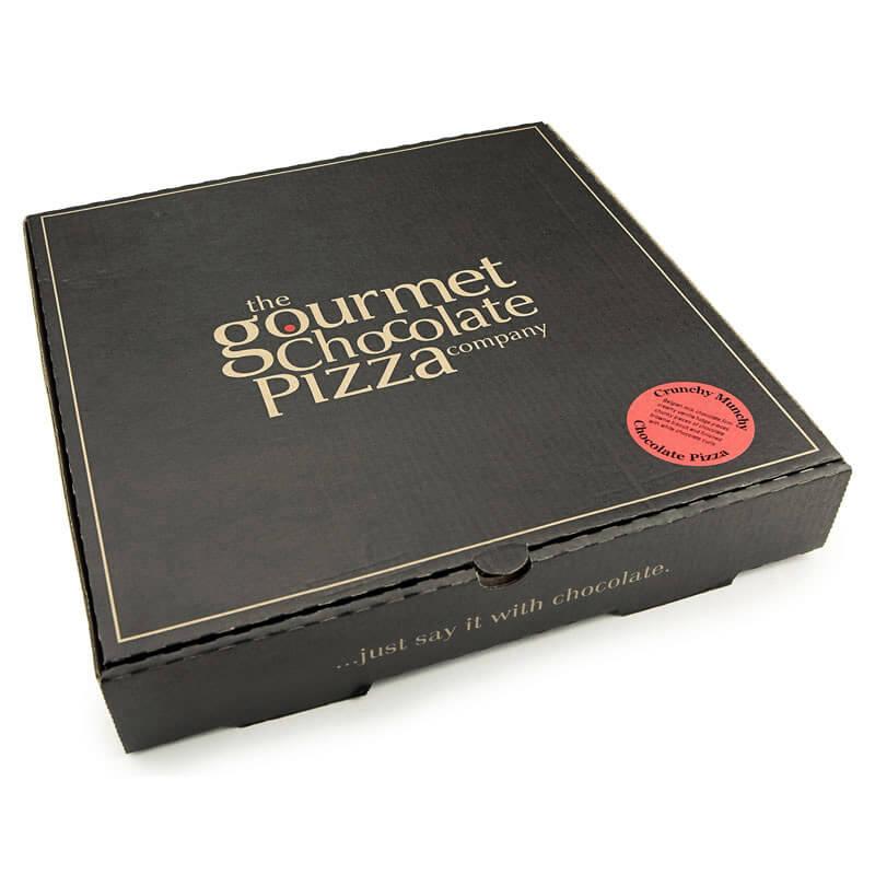 "Chocolate Pizza - Strawberry Sensation 7"""
