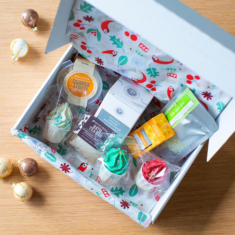 Luxury Christmas Pamper Pack