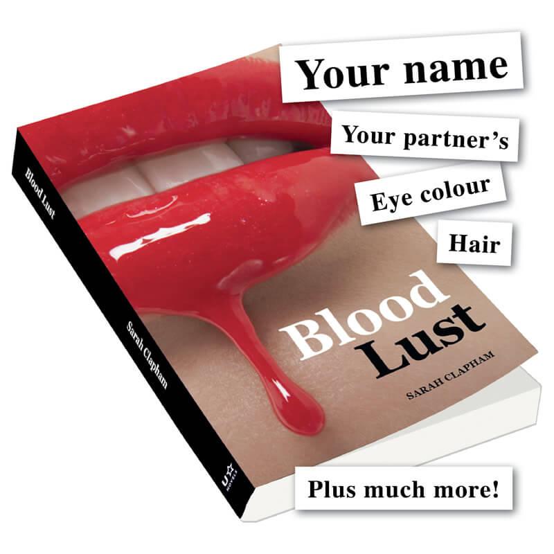 Personalised Adult Erotic Novel
