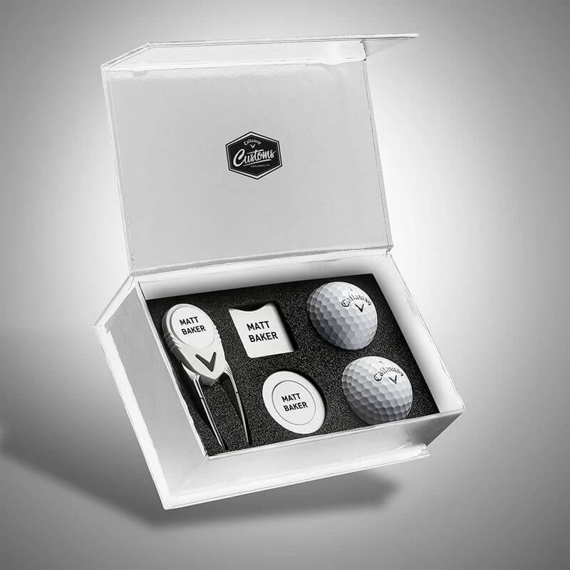 Personalised Callaway Customs Gift Box - Large