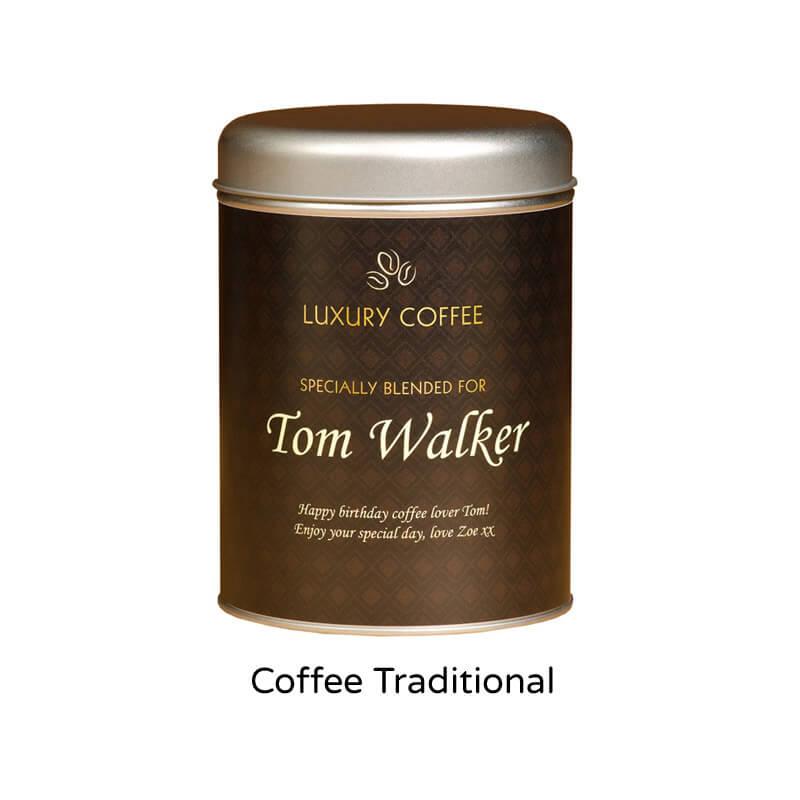 Personalised Coffee