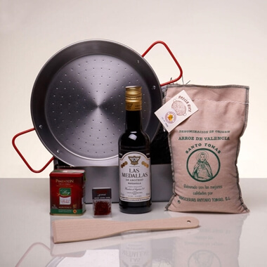 The Perfect Paella Kit