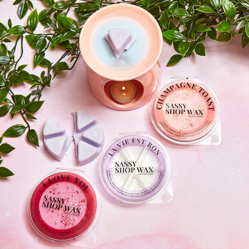 Sassy Wax Perfume Collection