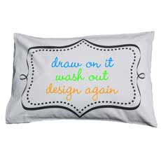 Doodle Pillowcase