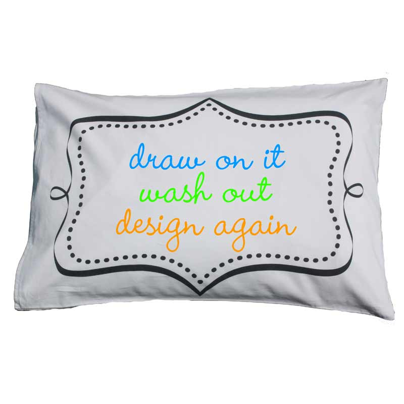 Image of Doodle Pillowcase