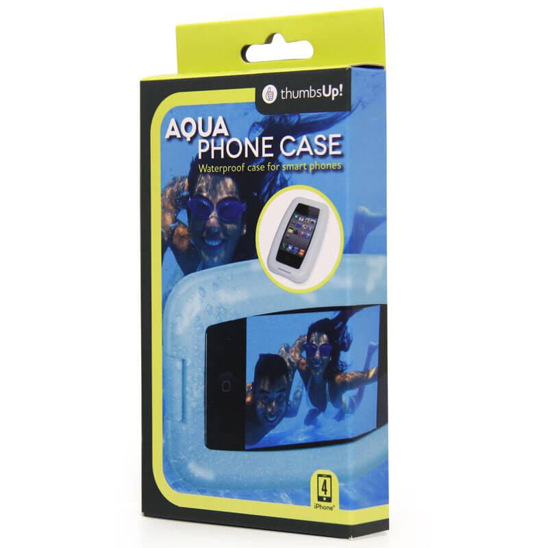 Aqua iPhone Waterproof Case