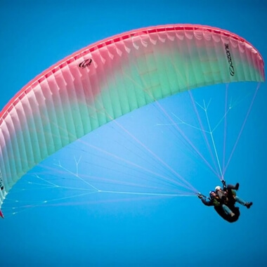30 Minute Tandem Paragliding Flight