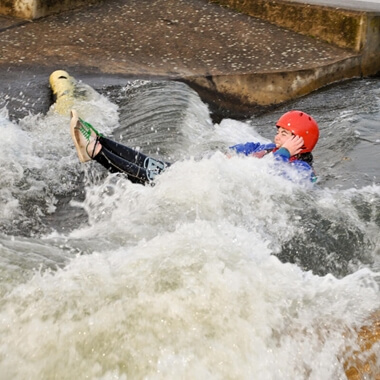 Adult White Water Tubing Experience